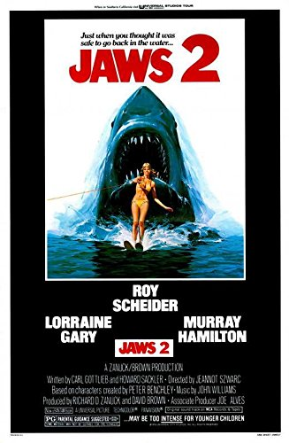 jaws 2 poster - 4