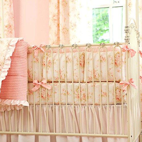 Carousel Designs Shabby Chenille Crib Bumper