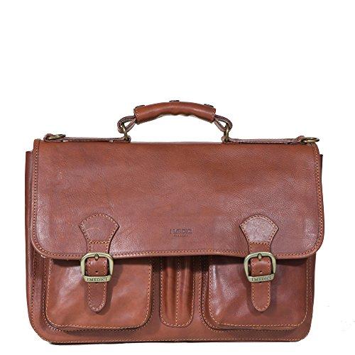 i-medici-cartella-scuola-italian-leather-briefcase-messenger-bag-in-matte-brown