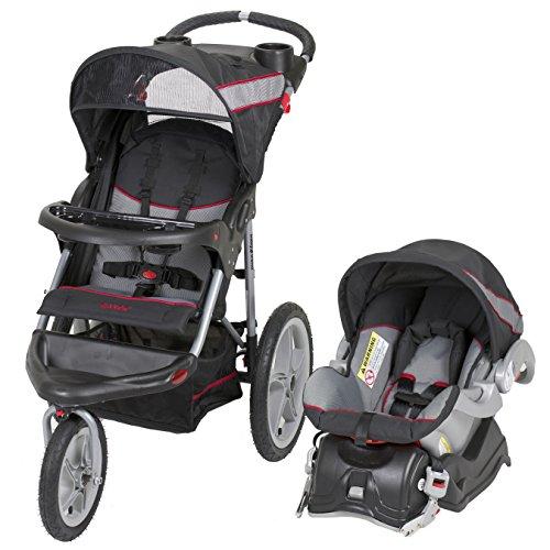 Baby Stroller Big Wheels - 8