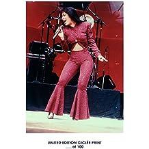 Lost Posters RARE POSTER music SELENA singer REPRINT #'d/100!! 12x18