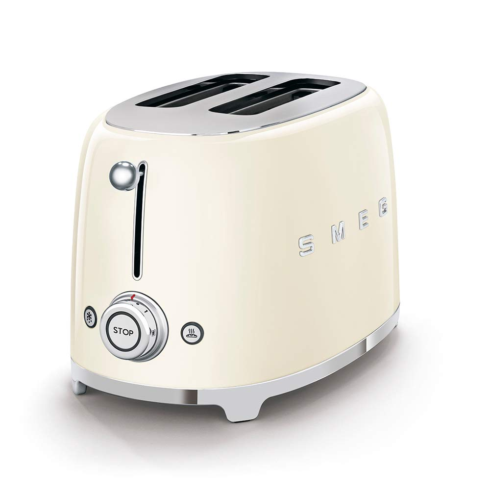 SMEG 2-Slice Toaster & 1.7-Liter Kettle in Cream by WhoIs Camera (Image #5)