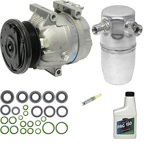 Universal Air Conditioner KT 3668 A/C Compressor and Component Kit