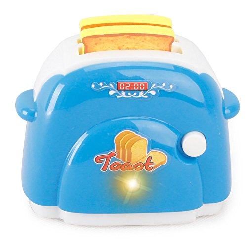 Potato001 Kids Pretend Play Home Appliances Toy Children Developmental Educational Toy Gift (Toaster) (Play Toaster Pretend)