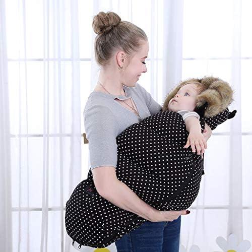 Bébé Poussette Sac De Couchage Double Usage Couverture Bébé Dehors Bébé Automne Et Hiver Épais Bébé Chaud Produits Anti-coup