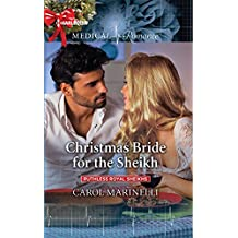 Christmas Bride for the Sheikh (Ruthless Royal Sheikhs)