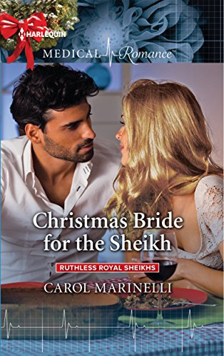 Christmas Bride for the Sheikh by Carol Marinelli