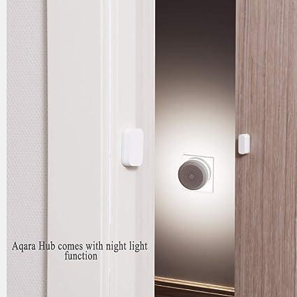 Aqara Smart Home Hub, WiFi Mihome Gateway Inteligentes Home ...