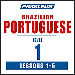Pimsleur Portuguese (Brazilian) Level 1 Lessons 1-5