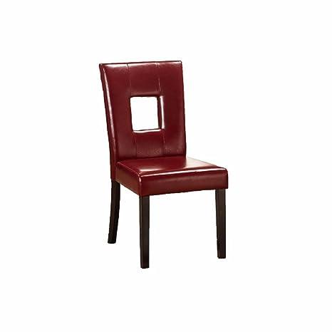 WNXHome Rojo Vino sofás sillones de Cuero Muebles mesas y ...