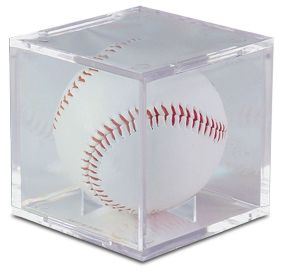 Ultra Pro. Baseball Clear Square UV Holder