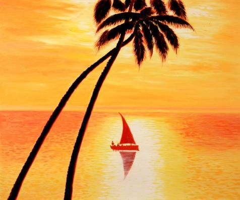 perfect-effect-canvas-the-beautiful-art-decorative-prints-on-canvas-of-oil-painting-peaceful-landsca