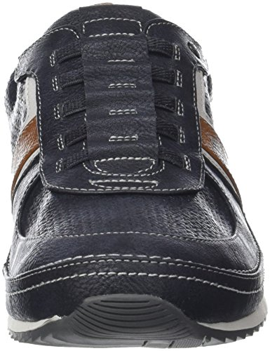 4125 820 On 402 Mustang blu Sneakers Uomo scuro Slip Blu pqASddw