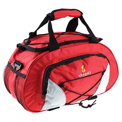 Sourcingmap Fahrrad hinten SEAT Rack Bag Schulter Handtasche Halter