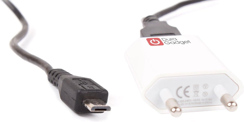 DURAGADGET EU Cargador//Adaptador De Corriente para Todos Modelos De Kindle Cable Inclu/ído Kindle//Kindle Touch//Kindle Paperwhite
