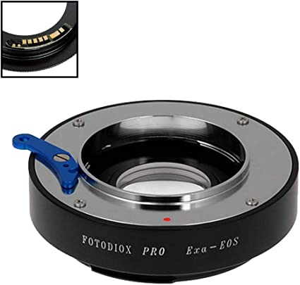 Fotodiox Pro Lens Mount Adapter Compatible With Exakta Camera Photo