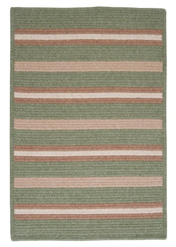 Salisbury Rug, 2 by 3', Palm (Traditional Colonial Furniture)