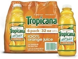 product image for Tropicana 100% Orange Juice - 6/32oz by Tropicana