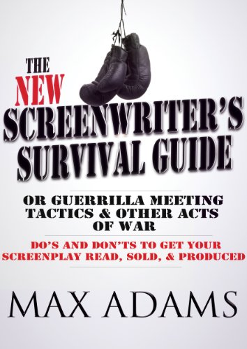 Amazon the new screenwriters survival guide or guerrilla the new screenwriters survival guide or guerrilla meeting tactics and other acts of war fandeluxe Gallery