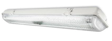 Steinel FRS 30 - Iluminación de techo con sensor de movimiento 360° de alta frecuencia