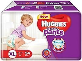Huggies Wonder Pants Extra Large Diapers (54 Count)