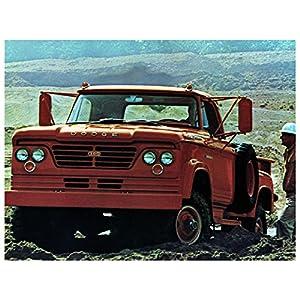 1964 Dodge Power Wagon W300 Pickup Truck Photo Poster