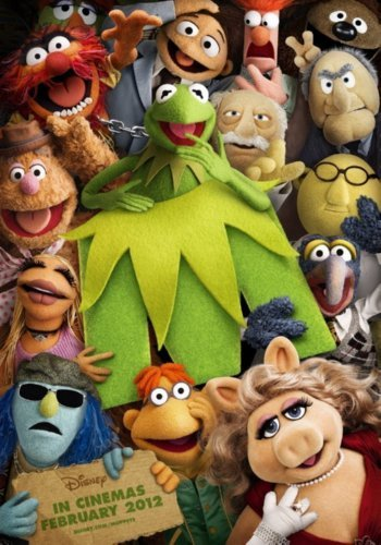 Muppets Mini - The Muppets Mini Poster 11inx17in Master Print Movie Poster