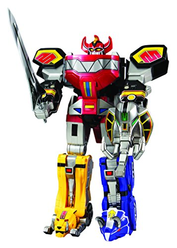 Power Rangers Legacy Megazord Action Figure]()