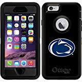 OtterBox Apple iPhone 6/6s Black Defender Case with Penn State Primary, Color Design