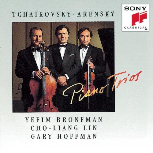 Tchaikovsky / Arensky: Piano Trios ()