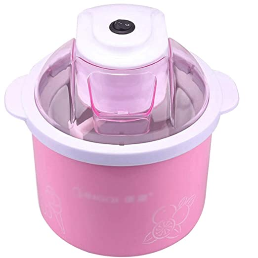 SNJDX Máquina de Yogurt - Mini máquina de Helados, congelador de ...