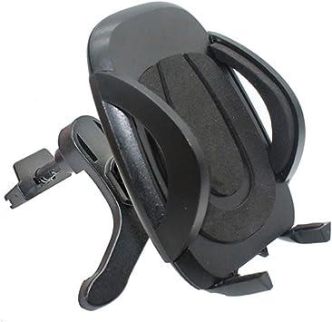 Impression 1 x soporte universal para teléfono móvil Handy Halterung para soporte móvil para coche Soporte sentado autoventilazione Handy Halterung accesorios para coche Smartphone Soporte Manual Soporte para teléfono móvil: Amazon.es: Electrónica