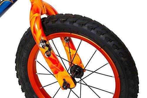 Hot Wheels Dynacraft Bike, Blue, 14'' by Hot Wheels (Image #3)