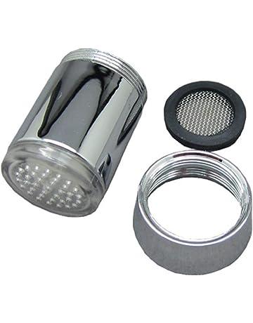 AOTUO Grifo del resplandor de la cocina LED Grifo de la cocina Sensor de temperatura Luz