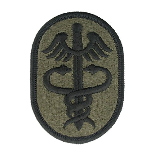 Army Health Services Command Meddac OCP Patch - Pair