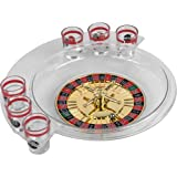 The Spins Drinking Roulette Game - Includes Bonus Deck of Cards!