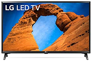 LG 32 Inches 720p Smart LED TV 32LK540BPUA (2018)