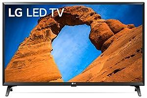 LG Electronics 32LK540BPUA 32-Inch 720p Smart LED TV (2018 Model)
