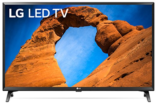 LG Electronics 32LK540BPUA 32-Inch 720p Smart LED TV (2018 Model)