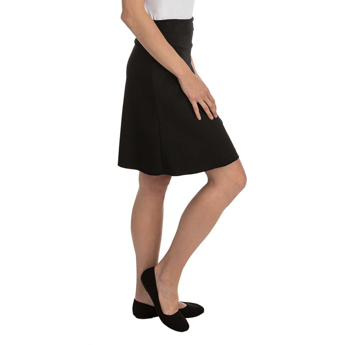 Colorado Clothing Tranquility Women's Reversible Skirt, Black Pattern, Large by Colorado Clothing (Image #2)
