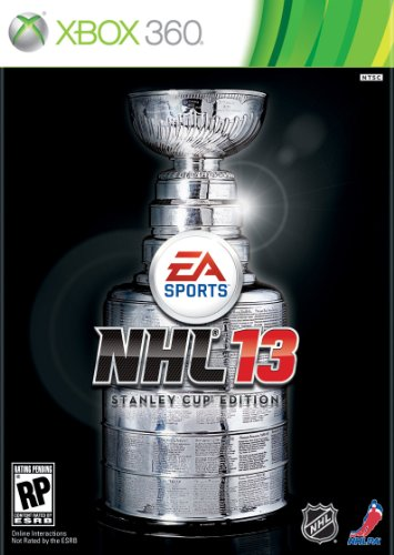 NHL 13 (Stanley Cup Collector's Edition) -Xbox - Microsoft Office Ice