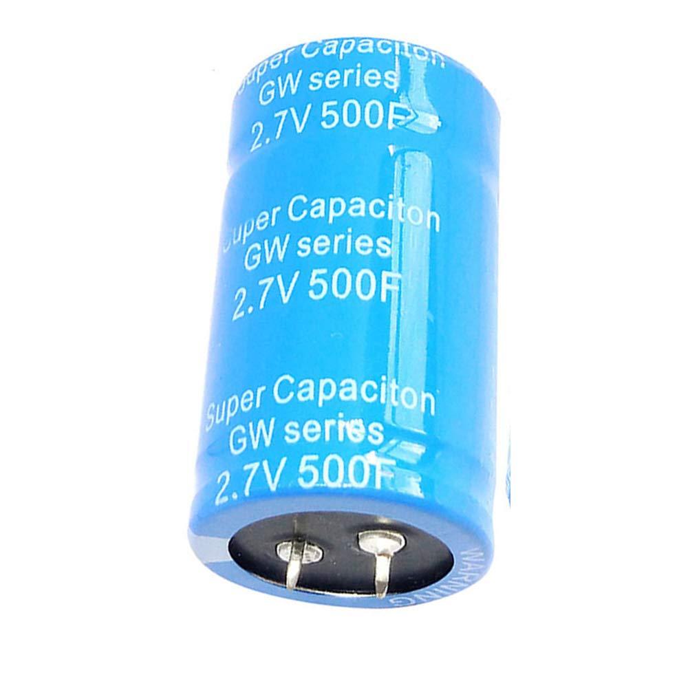 Absolute CAP400S 4.0 Farad 24 Volts Digital Capacitor Silver