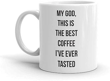 Funny Coffee Mug Heinseberg Coffee Mug Breaking Bad Coffee Quotes Walt Words Of Wisdom Gift For Dad Or Husband Birthday Gift For Him Amazon Co Uk Kitchen Home