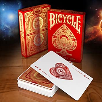 Bicycle syzygy Deck - Limited Edition - Solo 5000 Ejemplares ...