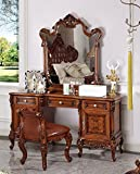 Ma Xiaoying Dresser ,Solid Wood Beech Carved by Hand,European Classical Furniture,Brown by Ma Xiaoying?