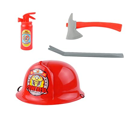 Amazon com: 4pcs Children's Toy Suit Hat Creative Role Playing