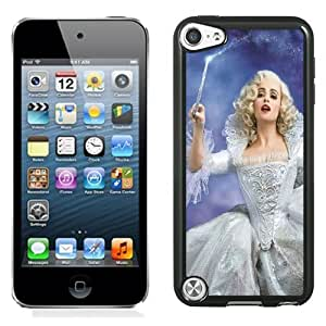 New Personalized Custom Designed For iPod Touch 5th Phone Case For Cinderella 2015 Fairy Godmother 640x1136 Phone Case Cover