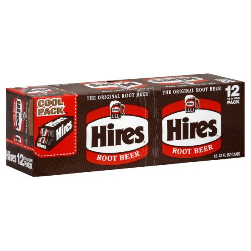 - Hire's Root Beer 12 pack, 12-ounces (Pack of2)