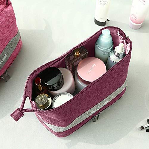 Red borsa molto viaggio e Rose per trucco il da il spazioso versatile cosmetico cosmetico Sacchetto per portatile Oxt54qa7w