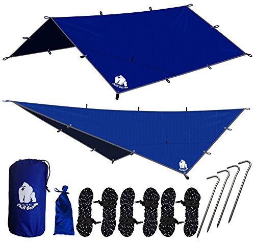 Chill Gorilla Tent Tarp Double Camping Hammock